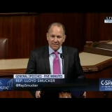 Rep. Smucker Speaks in Support of House Efforts to Combat Opioid Epidemic
